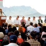 Habrá desaladora, el agua no nos dividirá más: Gobernadora Claudia Pavlovich