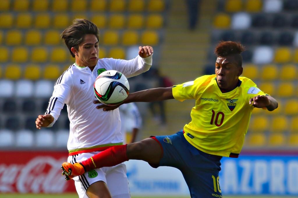 México es semifinalista en Copa Mundial SUB 17
