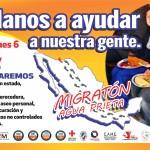 "Llaman a participar en ""El Migratón 2015"""