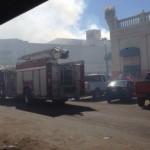 Vídeo: Se incendia sucursal de FAMSA en Hermosillo