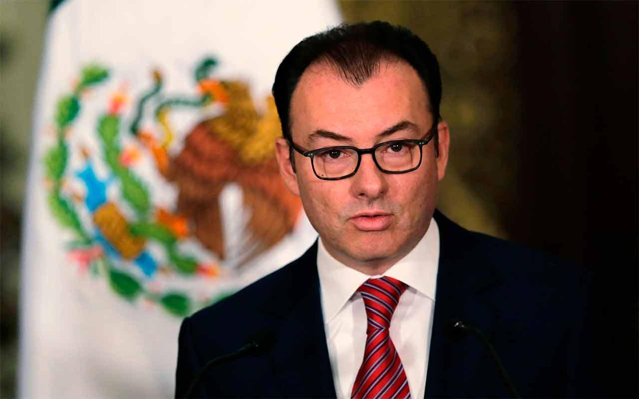 México está creciendo más que otras economías, resalta Videgaray