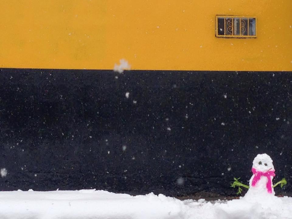 Frente frío No. 25 ingresara el día de hoy a APSON