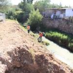 Trabaja OLDAP en limpieza de arroyos