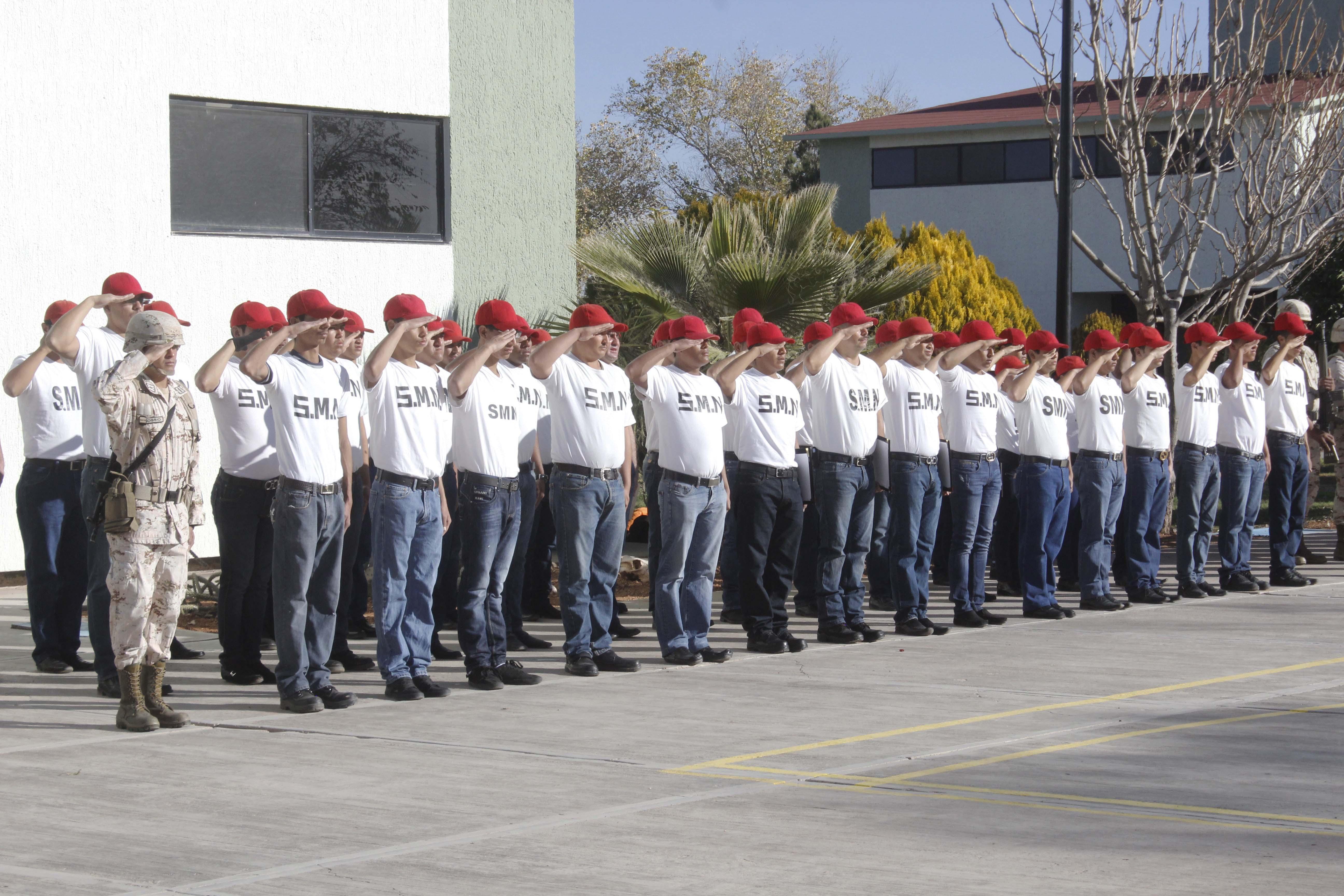 Liberan cartillas militares a conscriptos de Agua Prieta