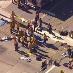 Confirma policía de California 14 muertos y 14 heridos en ataque