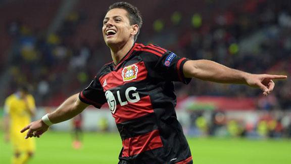 "Bayer Leverkusen descarta traspaso de ""Chicharito"" Hernández"