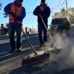 Limpia Oldap calles de Agua Prieta