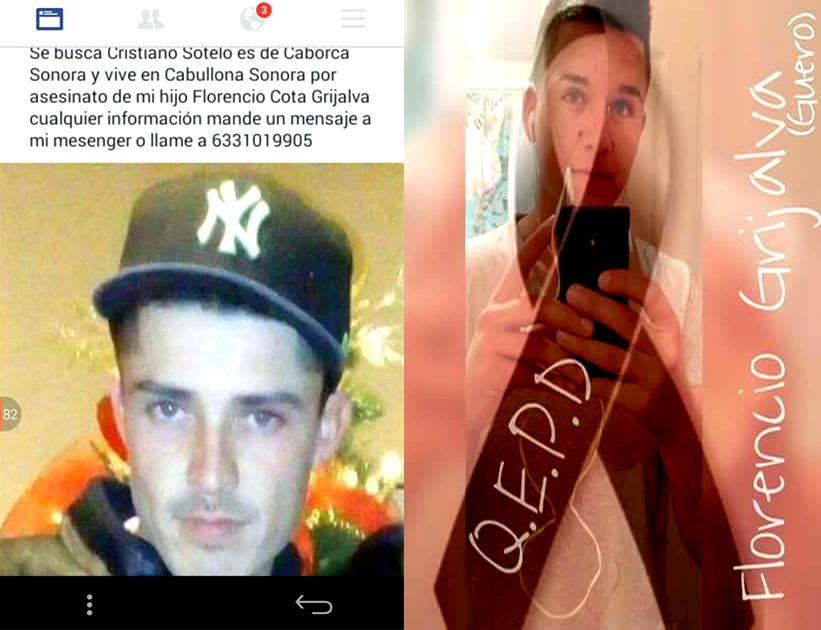 Buscan a presunto asesino de joven aguapretense