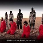 Estado Islámico difunde nuevo video de ejecuciones y amenaza a Reino Unido
