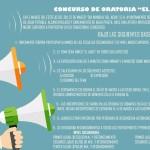 """Lanza Oomapas concurso de oratoria """"El Agua"""""""