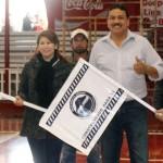 "Inicia remodelación del Gimnasio Municipal ""Gutty González"" de Agua Prieta"