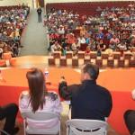 Reciben familias vulnerables despensa del DIF Agua Prieta