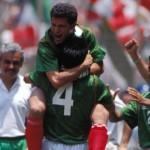 """Hace 23 años del gol del """"Abuelo"""" Cruz contra Canadá"""