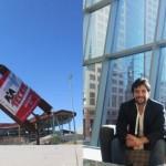 Como un reto nació el proyecto de la botella del Estadio Sonora