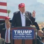 Ganan Trump y Clinton elecciones primarias en Arizona