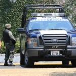Fuerzas federales catean tres inmuebles en Culiacán, Sinaloa