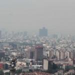 Calidad del aire es mala, a sólo un punto de activarse la contingencia ambiental