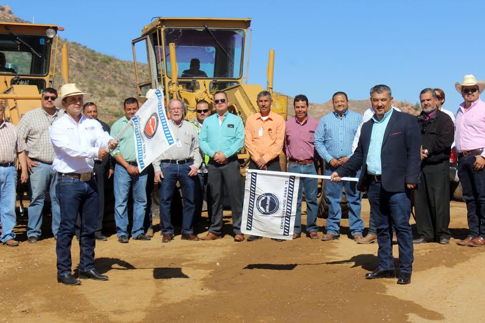 Mejora Desarrollo Urbano condiciones del camino a la colonia Morelos