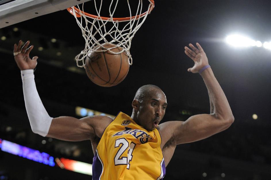 Adiós a Kobe Bryant