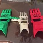 Crean prótesis de bajo costo