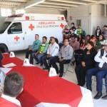 Arranca Alcalde colecta anual 2016 de Cruz Roja