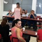 Realiza Comisaría de Seguridad Pública taller en Secundaria Técnica 68