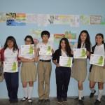 """Semana Ambiental"""" premiación de Concurso de Dibujo"""