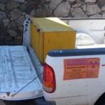 ALERTA!!! Roban artefacto radiactivo en Obregón TENGA CUIDADO.