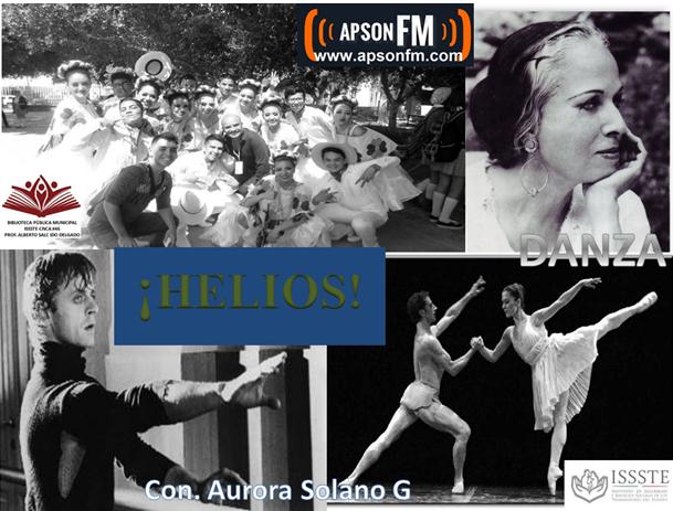 Sabías que la danza o baile  www.apsonfm.com programa de helios