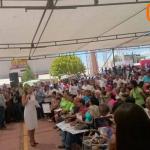Gobernadora de Sonora Claudia Pavlovich se Presenta en Plaza Plan de Agua Prieta www.apsonfm.com