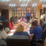 C. Héctor Rubalcava ENTREGA POR ANTICIPADO SU INFORME DE GOBIERNO A CABILDO
