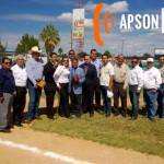 Homenaje a el Profesor Jesús Armando Ponce Ochoa