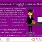 Ventanilla de Atención Integral a la Mujer (VAIM)