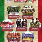 INICIAN FIESTAS PATRIAS 2016
