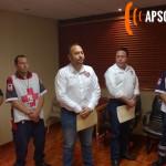 Propuesta de la Cruz Roja y Bomberos por Andrés Contreras y Marcus Ornelas cuyos patronatos solicitaron la donación voluntaria de 15 pesos mensuales.