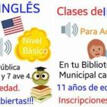"""Clases de Ingles en Mpal-Issste-Cnca 46 """"Prof. Alberto Salcido Delgado"""""""