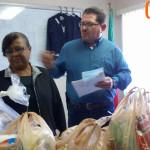 Director de OOMAPAS hizo posible el apoyo a una madre desprotegida.