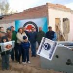 MAS OBRAS DE ELECTRIFICACIÓN EN AGUA PRIETA