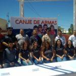CAMPAÑA DE CANJE DE ARMAS DE FUEGO 2017.