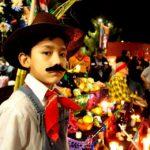 El mes de Noviembre todo México se viste de color