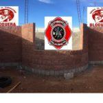 '' avances de obra de la Estacion III de los BOMBEROS'' En Agua Prieta,Sonora.