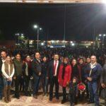 FESTIVAL NAVIDEÑO ORGANIZADO POR EL GOBIERNO MUNICIPAL DE AGUA PRIETA