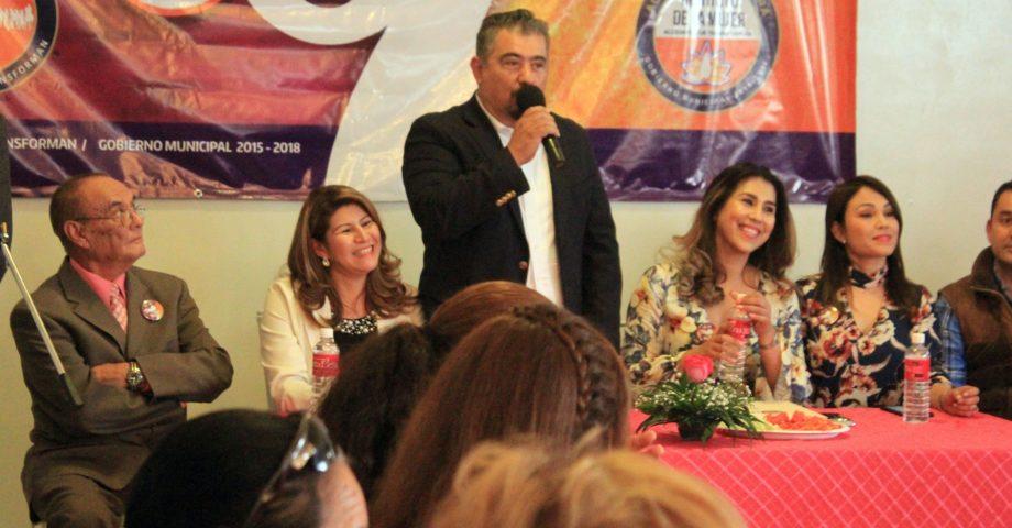 día de la mujer alcalde