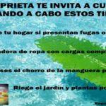 CUIDAR EL AGUA HOY ASEGURANDO NUESTRO MAÑANA