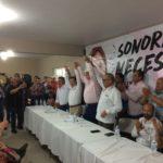 SE SUMAN LIDERES DE AGUA PRIETA AL PROYECTO GANADOR DE MORENA