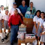 CONTINUAN LAS DONACIONES A CENTRO DE ACOPIO DIF PARA AFECTADOS POR LLUVIAS PASADAS