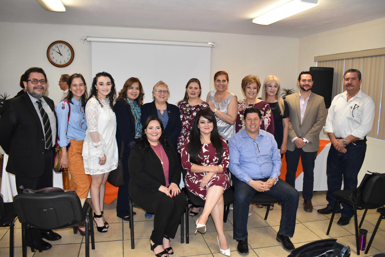 IMPARTE ISTAI CONFERENCIA A TITULARES DEL AYUNTAMIENTO DE HERMOSILLO
