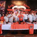 INVITAN ALCALDE JESÚS ALFONSO MONTAÑO Y LOS ROCKY APSON RIDERS AL SEXTO ANIVERSARIO DEL CLUB DE MOTOCICLISTAS